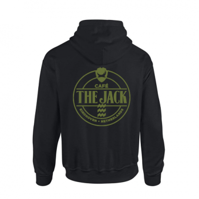 Unisex Sweater Café The Jack groen
