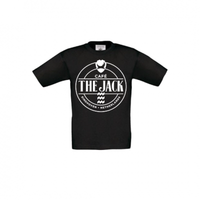 Kids T-shirt Café The Jack
